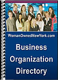 WomanOwnedNewYork.com Business Organization Directory