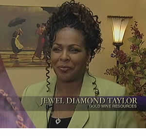 Jewel Diamond Taylor